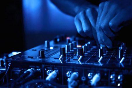 mixer audio professionali