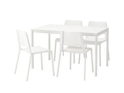 tavoli noleggio bianco